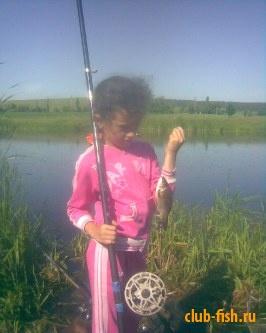Моя первая рыба