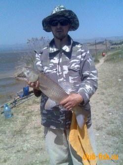 Рыбалка в Грузии